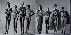 Lot #1668: HELMUT NEWTON - Sie Kommen, Dressed/Sie Kommen, Naked - Original photolithographs